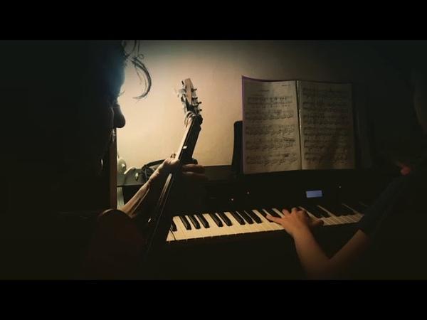 The Pianist Chopin Nocturne C sharp minor (Arjen Seinen) - Kalchev duet