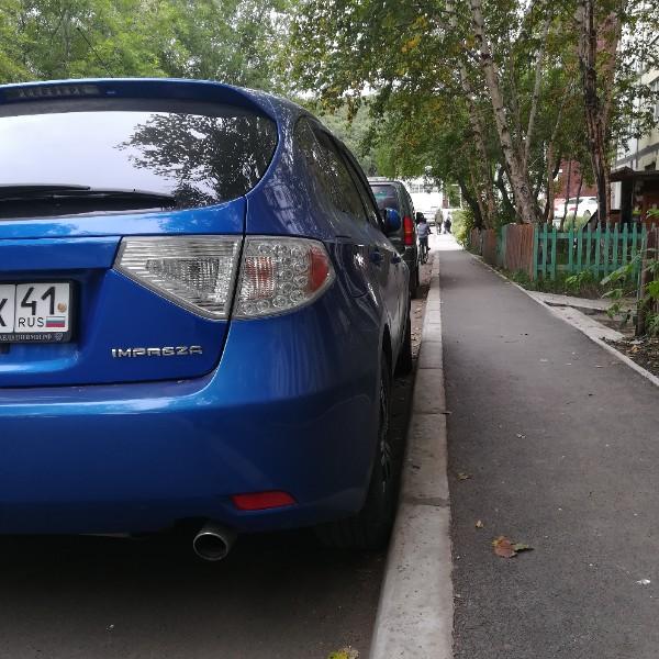 Subaru Impreza 2010г