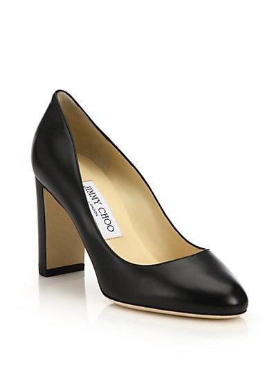 Идеальные черные туфельки для координатора от Jimmy Choo👌🏻