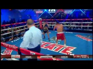 Carlos Licona vs Cesar Sustaita (14-05-2016)