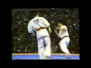 Дерзкий бой Норичика Цукамото (Norichika Tsukamoto) и Коу Танигава (Kou Tanigawa) 1996.