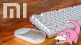 Последний обзор на беспроводную мышь Xiaomi Mi Mouse и клавиатуру Xiaomi Mi Keyboard