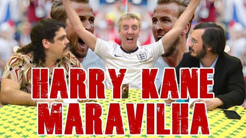 FALHA DE COBERTURA 168: Harry Kane Maravilha