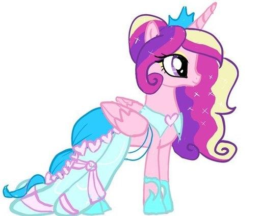 Какая из этих пони вам нравится