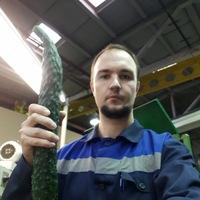 Анкета Парамонов Константин