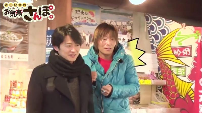 Kishow Shimono in Yamaguchi PV2