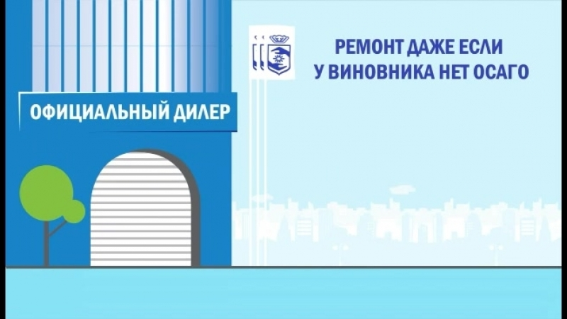 ПОЛИС РЕМОНТ У ДИЛЕРА