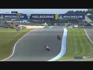 Fast crash for the Malaysian