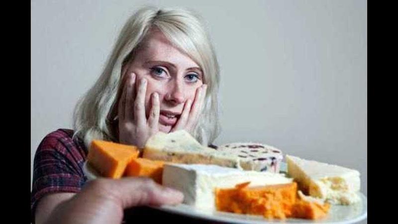 Какие 8 самых пахучих сыров в мире 1 часть.