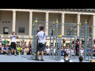 street workout world championship 2014 The First Rond Sergio Ordoñez de Torres
