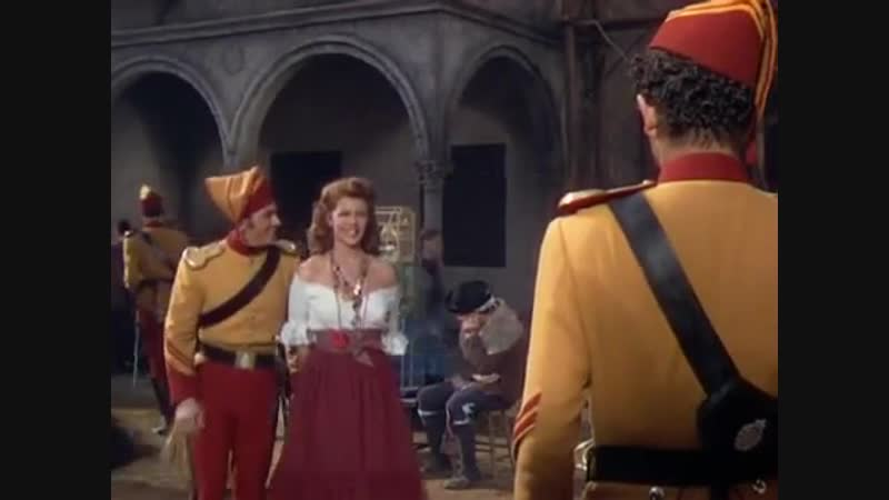 Любовь Кармен (1948)