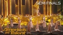 Zurcaroh Aerial Dance Group Spreads Their Wings With Epic Act America's Got Talent 2018