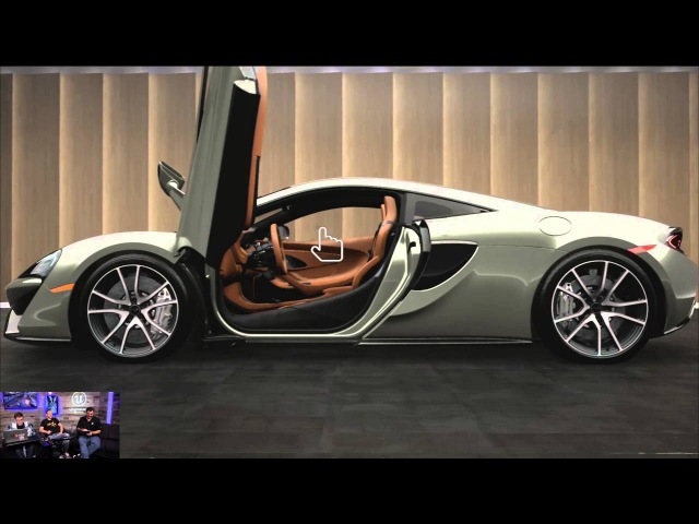 The Making of the Mclaren Car Configurator | Feature Highlight | Unreal Engine