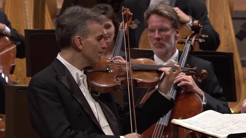 Erich Wolfgang Korngold - Violin Concerto. Gil shaham.