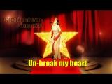 UN-BREAK MY HEART (TONI BRAXTON COVER). С ПЕСНЕЙ ПО ПРОБКЕ +. Мария Шилова. Выпуск №81