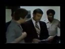 Ted Bundy Evil Look at Reporters
