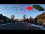 НЛО 2016. НЛО над деревней днём. UFO 2016 онлайн