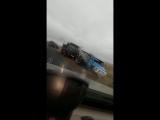 Авария на трассе Караганда- Каркаралинск