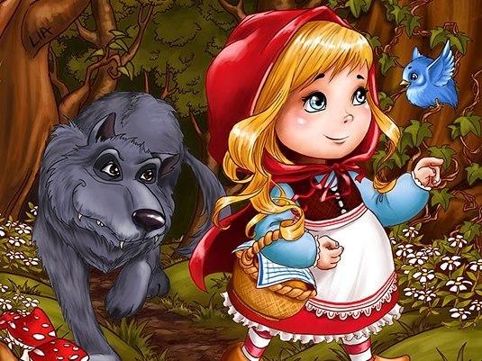 Интересные и поучительные сказки Шарля Перро для деток!