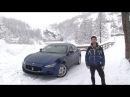 Maserati Ghibli Q4 | Prova sulla neve della 4x4 che sfida le tedesche (con motore Ferrari)