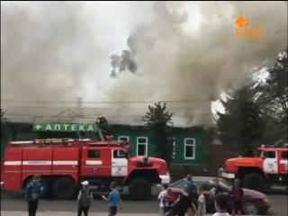 Жители пострадавшего от пожара дома по улице Горького просят о помощи