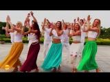 Студия танцев Ritmo de Lambazouk @ Хореография Каримбо+Ламбада от Лео и Ромины @ Москва, 14.07.18