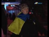 Активисты Донецкого Евромайдана приняли решение больше не собираться возле памятника Тарасу Шевченко
