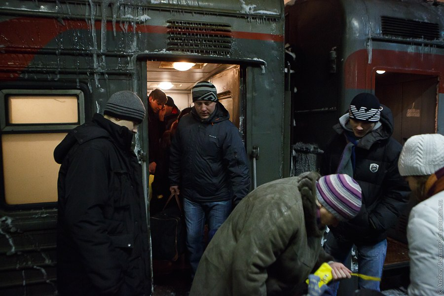 Почта в России посылка пересылка поезд РЖД проводник