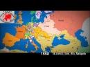 НЕВЕРОЯТНО! Как менялась территория границ России и Украины за последних 1000 лет! Украина Россия