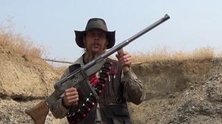 Homemade Reverse-Cycle Pump-Action Shotgun (TIS160)