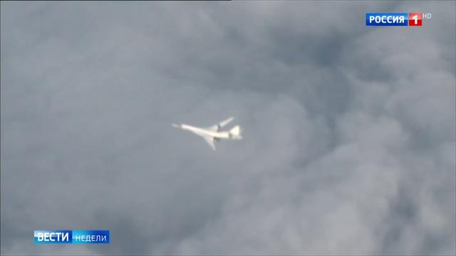 Бомбардировщик Ту 160М2 недосягаем для конкурентов