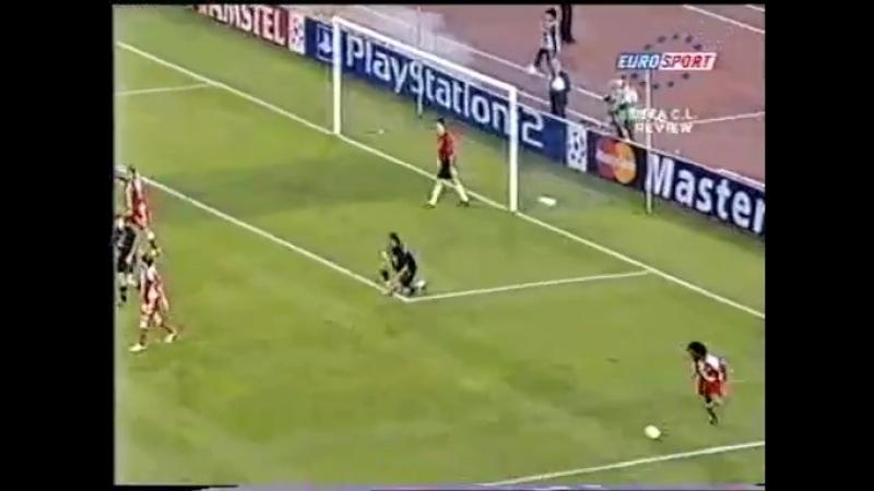 118 CL-2003/2004 Real Sociedad - Olympiakos Piräus 1:0 (17.09.2003) HL
