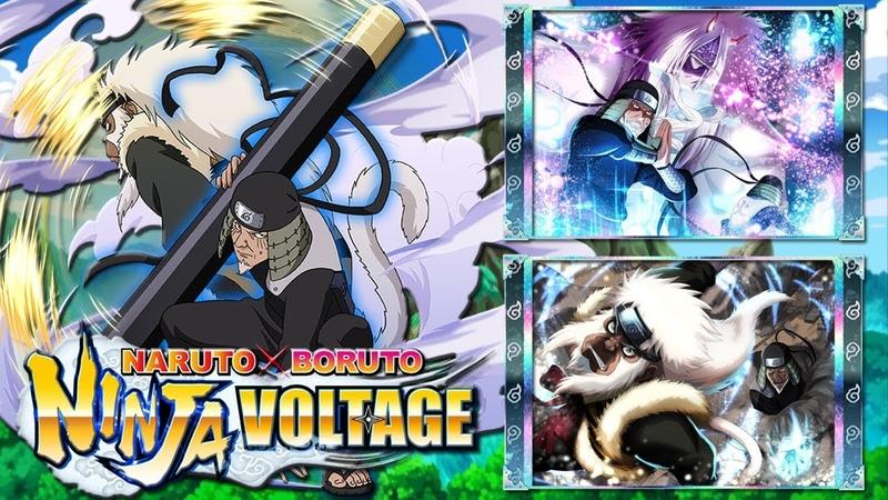 Новый Персонаж Sarutobi Summons NARUTO X BORUTO Ninja Voltage 49