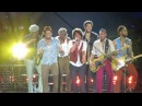 Bruno Mars - Treasure (Live in Antwerp 17/10/13)