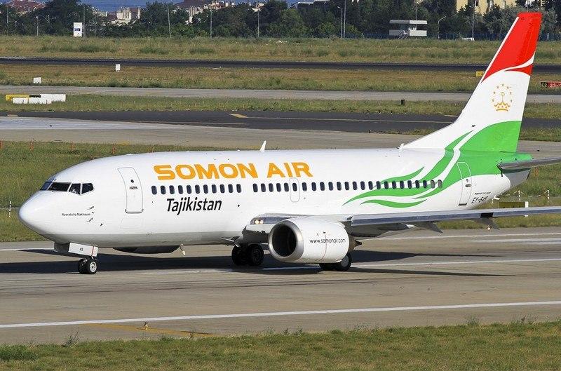 На первый рейс Душанбе-Ташкент было продано всего лишь 14 билетов