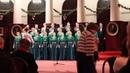 Chór Kameralny SGGW Koncert 16 stycznia 2016 roku