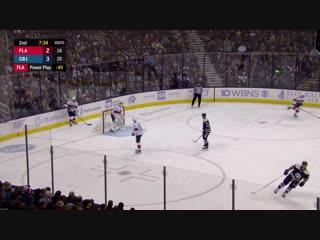 NHL 2018-2019 / RS / 15.11.2018 / Florida Panthers vs Columbus Blue Jackets