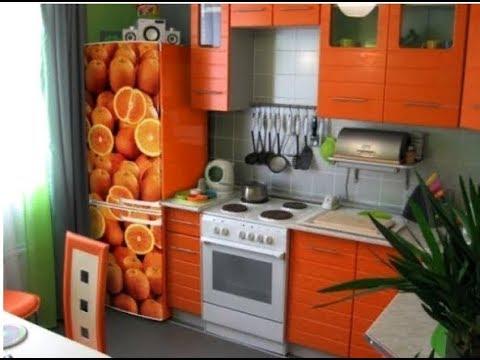 Газ на Кухне хорошо но как Разместить Колонку и Холодильник