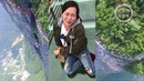 Glass Crack Bridge ( Fear of Heights Challenge Vine ) | Prank on most dangerous road in the world