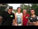 Группа Подземгаз на фестивале в Северодонецке 21.07.2018