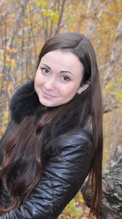 Натали Мясникова, 20 сентября 1989, Санкт-Петербург, id4147934