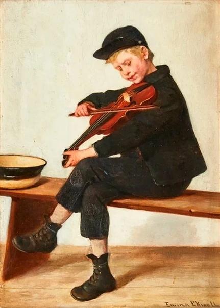Эмма Эквалль родилась в 1838 году в небольшой деревне на юге Швеции
