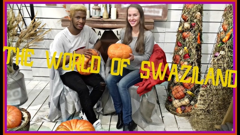 INTERVIEW WITH MY FRIEND MUZI/THE WORLD OF SWAZILAND!
