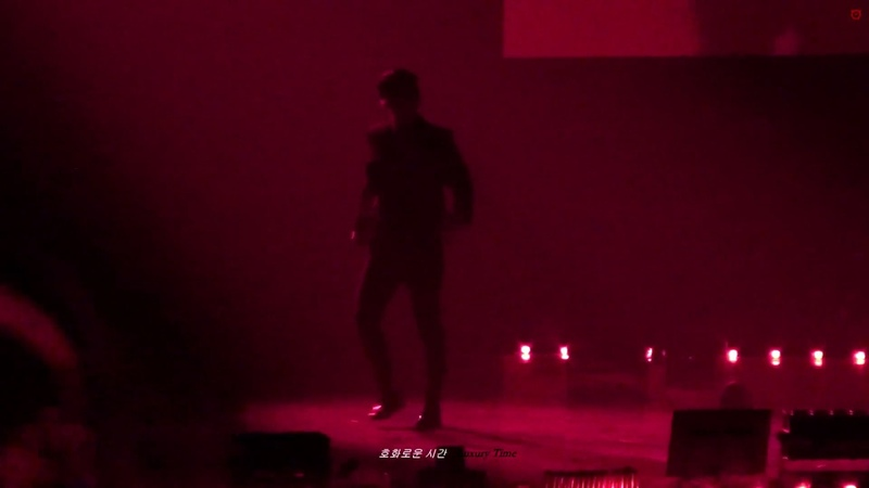 [FANCAM] [181104] SCoups (Seventeen) - Fenomeno @ Ideal Cut The Final Scene Concert in Seoul D-2