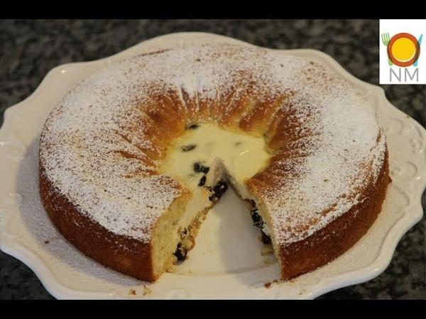 Пирог ЛЕНИВАЯ ВАТРУШКА Делать проще простого, а результат превосходный! Ну очень вкусный пирог!