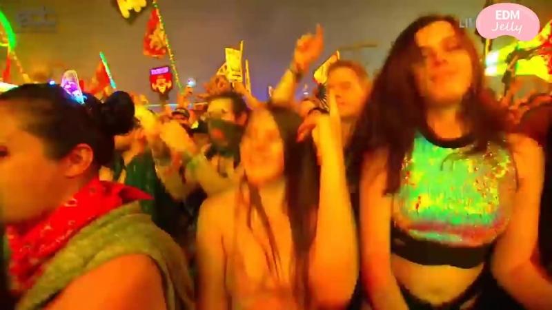 Yellow Claw DJ Snake - Public Enemy [ LIVE ]