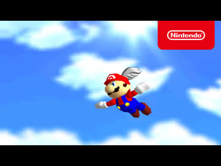 Super Mario 3D All-Stars — Super Mario 64 на Nintendo Switch
