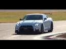 Первые видео нового Nissan GTR R 50
