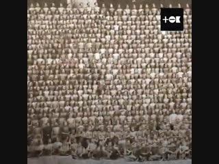Тысяча человек на одной фотографии