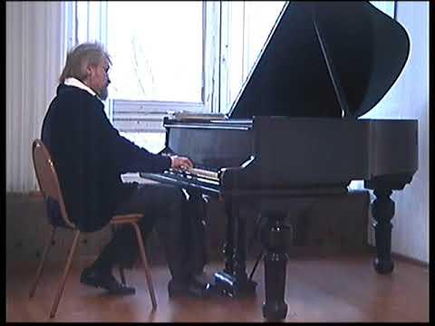 Музыкальная Атлантида УВЕРТЮРА Андрей Катичев за роялем